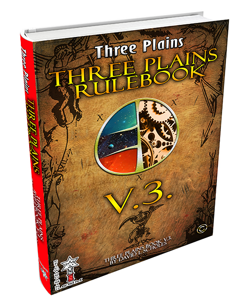 The Fantasy Wargaming Rules of Three Plains