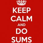 Profile picture of Keep Calm and Do Sums